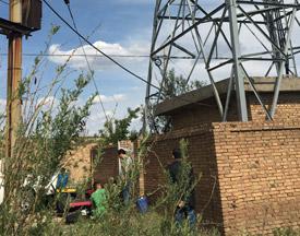 通讯基站用发电机