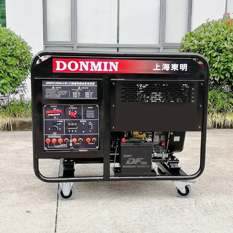 单三相两用10kw柴油发电机_价格生产厂家_DS12000LE
