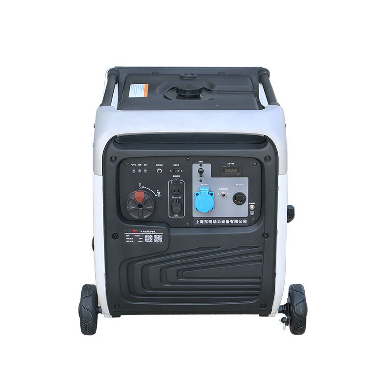 6KW便携式房车数码变频汽油发电机