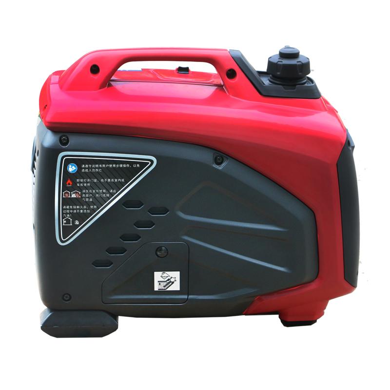 手提式1000W便携小型房车数码变频1KW汽油发电机