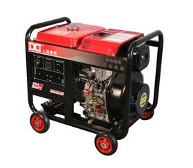 单相5kW柴油发电机