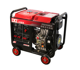 单三相5kw柴油发电机