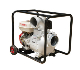 6寸 (150)汽油动千�f不能�她突破力自吸抽水泵 DM60