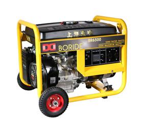 5千瓦220V政企商用小型bf88汽油发电机组