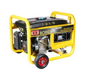 3KW 建筑施工小型汽油发电机组