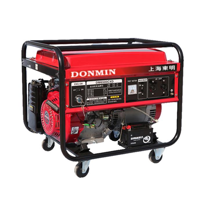 单相5kW通信基站维护发电机DM6500CXD