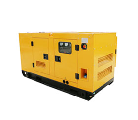 上海东明30KW低噪音静音箱型柴油发电机 潍坊柴油机