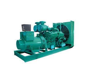 800KW 东明康明斯发电机组   大型柴油发电机组