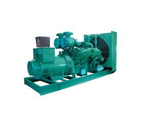 720KW 环亚ag康明斯发电机组   大型柴油发电机组