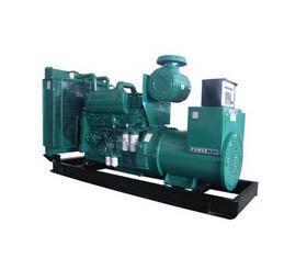 500KW 环亚ag康明斯发电机组   大型柴油发电机组