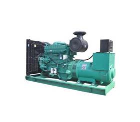 320KW 环亚ag康明斯发电机组   大型柴油发电机组