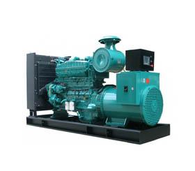 250KW 环亚ag康明斯发电机组   大型柴油发电机组