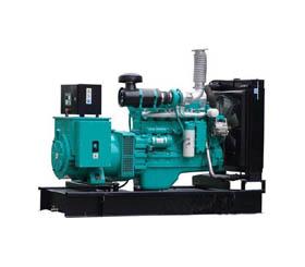100KW 乐发康明斯发电机组   大型柴油发电机组