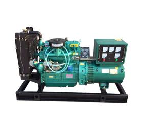24KW大型柴油发电机组 可定制有刷、无刷电机加静音箱