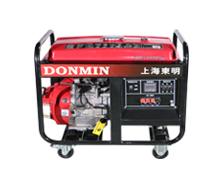 市政工程三相手动6KW汽油发电机组 DMS7500CX