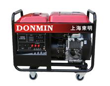 380V 10kW小型汽油发电机组