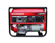 单相6kW乐发汽油发电机 DM7500CX手动