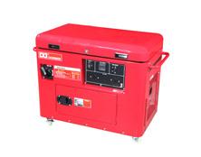 上海东明5KW低噪音静音箱型汽油发电机组 SG6800