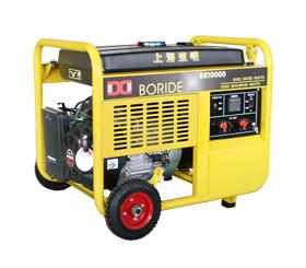 单相8kW小型汽油发电机组  BR10000