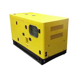 上海东明20KW低噪音静音箱型柴油发电机 潍柴动力 可定制