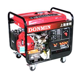 单三相通用6kW小型汽油发电机组 DS7500CXD