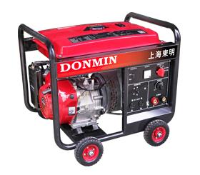 80—190A单相 5KW汽油发电电焊一体机