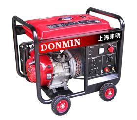 210A三相 5KW汽油发电电焊一体机