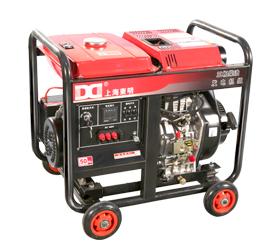 三相5kW柴油发电机 DMD6500LE/3