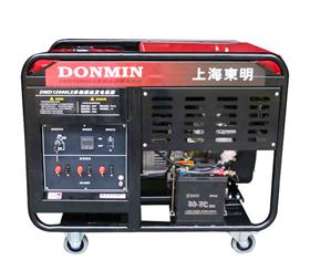 上海东明单相10kW柴油发电机  DMD12000LE