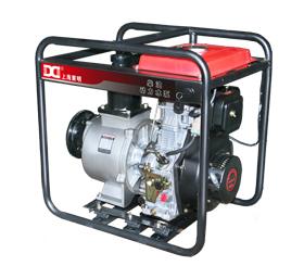 6寸柴油动力应急自吸抽水泵-DMD60E(原型号为:DMD60LE)