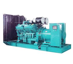 720KW康明斯发电机组_大型柴油发电机组生产厂家价格