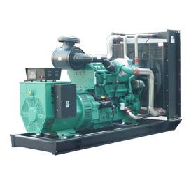 500KW康明斯发电机组 _大型柴油发电机组生产厂家批发