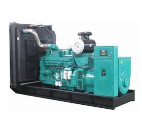 上海东明400KW康明斯柴油发电机组 _大型发电机组生产厂家