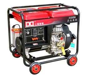 三相8kW柴油发电机_DMD10000LE/3