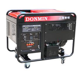 上海东明户外工程三相12千瓦柴油发电机DMD15000LE/3生产厂家批发报价
