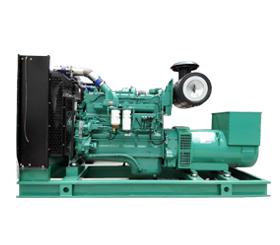 上海东明320千瓦康明斯柴油发电机组_大型柴油发电机组
