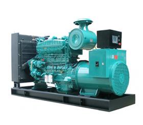 上海东明250千瓦康明斯柴油发电机组_大型户外柴油发电机组