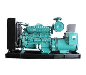 上海东明户外施工120千瓦康明斯发电机组_大型柴油发电机组