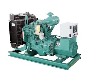 上海东明40KW康明斯柴油发电机组_户外工程施工大型柴油发电机