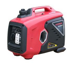 1000W便携小型房车数码变频四冲程220V 汽油发电机1KW静音箱发电机R1250i-3
