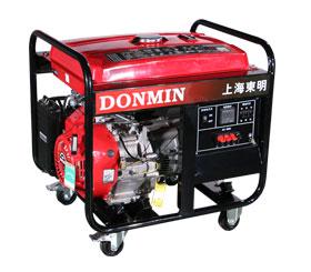 380V三相7.5kW小型汽油发电机DMS9000CX/DMS9000CXD