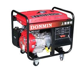 380V三相5KW汽油发电机组DMS6500CX