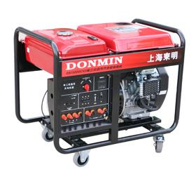 等功率12千瓦汽油发电机组DS15000CXD