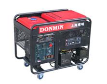 300A单相5KW柴油发电电焊一体两用机组SHD300LE,支持不同规格订制服务