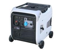 7千瓦静音箱数码变频发电机 户外发电机7KW