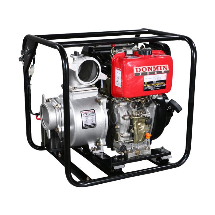 4寸柴油动力应急自吸抽水泵-DMD40