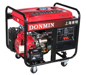 5KW三相用汽油发电机DMS6500CXD