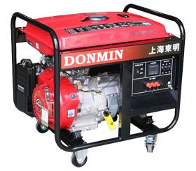 三相5KW汽油发电机组DMS6500CX