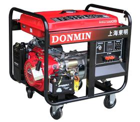 三相6kW汽油发电机 DMS7500CXD电动