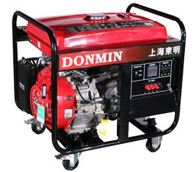 三相7.5kW小型汽油发电机DMS9000CX(D)
